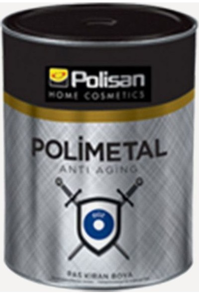 Polisan Polimetal Gümüş (2.5Litre)