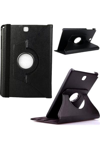 Smart Samsung Galaxy Tab T350 8 İnç Döner Standlı Tablet Kılıfı Md235