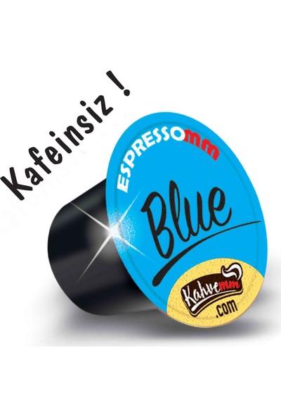 ESPRESSOMM Blue Kapsül Kahve-Kafeinsiz! (10 Adet) - Nespresso Uyumlu