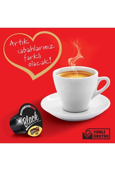 ESPRESSOMM Black Kapsül Kahve (10 Adet) - Nespresso Uyumlu