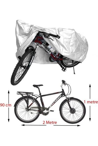 KalitePLUS Salcano Bisiklet Brandası Bisiklet Örtü