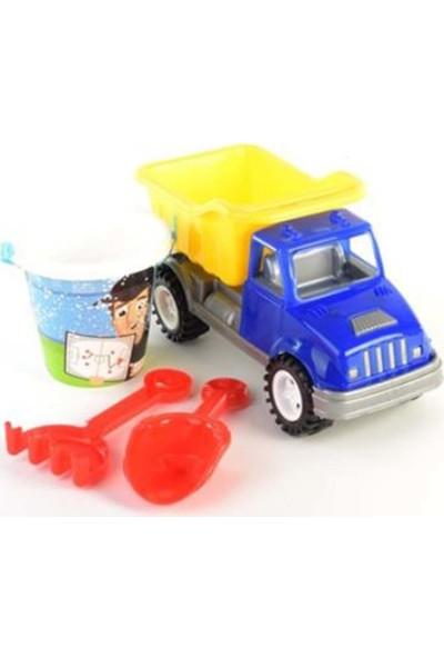 Kette Bull Truck Kovalı 48/55 Oyuncak Kamyon