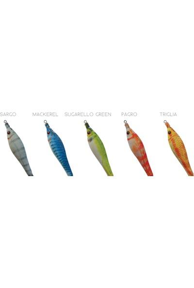 Dtd Soft Real Fish 2 0 Kalamar Zokası