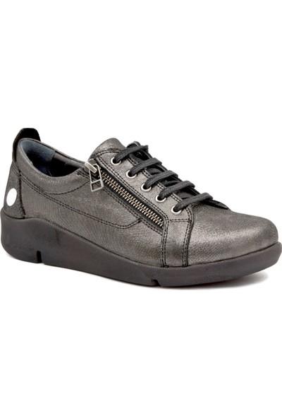 Mammamia D19Ya 4580 Kadın Siyah Casuel Ayakkabı