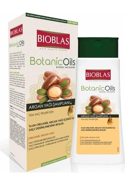 Bioblas Botanic Oils Argan Yağı Şampuanı 360 ml
