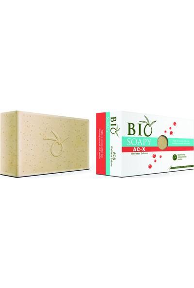Biosoapy Ac-X Wellness Akne Sivilce Sabunu 100 gr