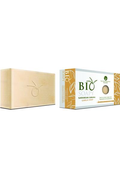 Biosoapy Sarımsak Sabunu Saç Dökülmesi 100 gr