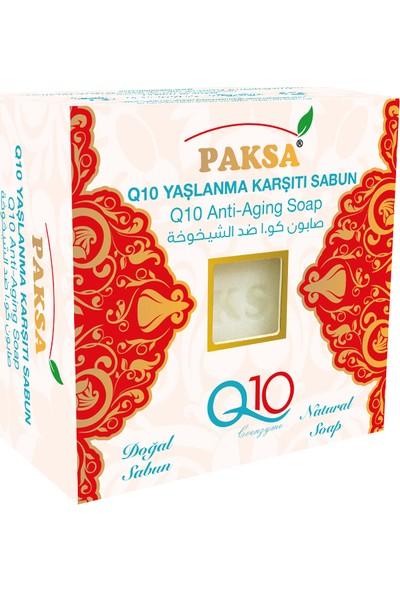 Paksa Q10 Yaşlanma Karşıtı Sabun