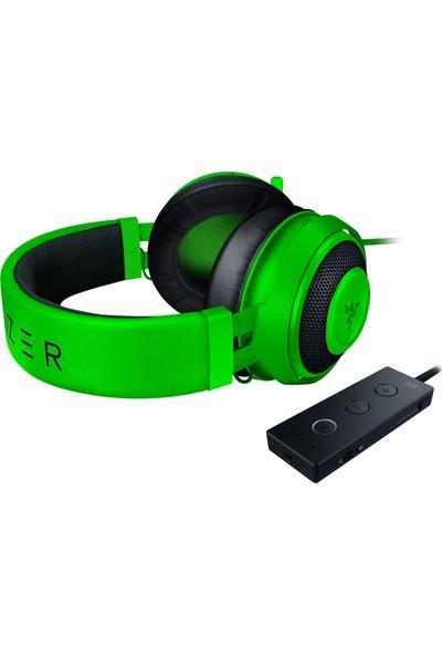 Razer Kraken Tournament Edition 7.1 Oyuncu Kulaklığı Yeşil