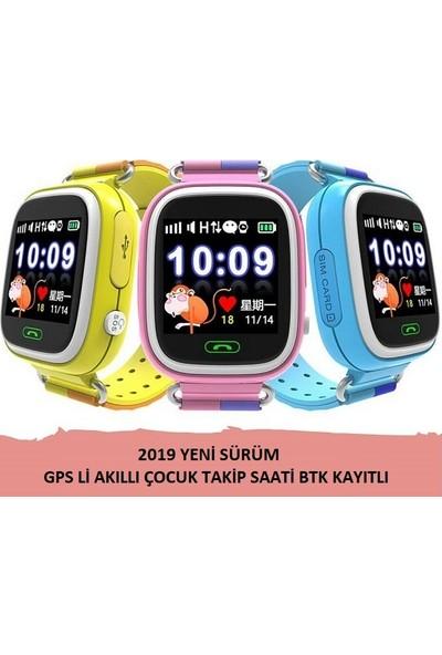 Europa Gps Akıllı Saat Çocuk Takip Saati Sim Kartlı Arama Td02 Modeli