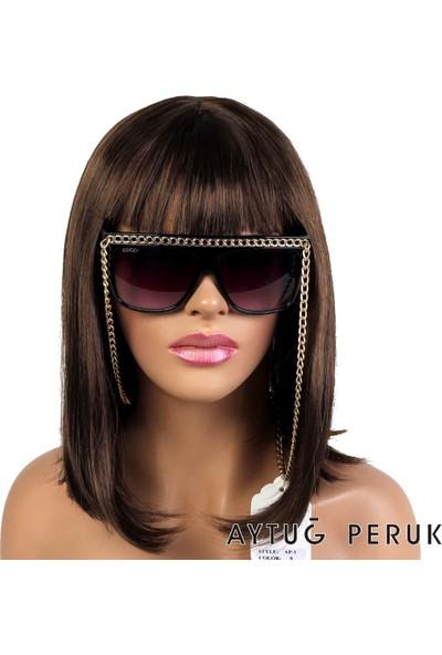 Aytuğ Peruk - Miss Hair - Ap1 - K / 8 - Sentetik Peruk