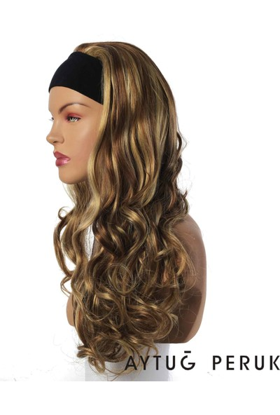 Aytuğ Peruk - Miss Hair - Rkf1568-P12C.30B - Sentetik Postiş