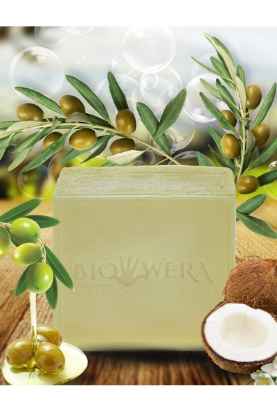 Biowera Bio-Soap Kuru Ciltler İçin Yoğun Nemlendırıcı Ve Onarıcı Cilt Bakım Sabunu - 140gr