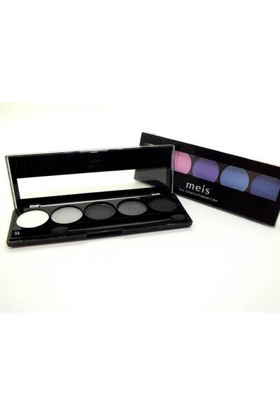 Meis New Cosmeties Attractive Fashion Color (04)