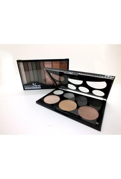 Meis New Cosmeties Eyeshadow High-Light Powder (04)