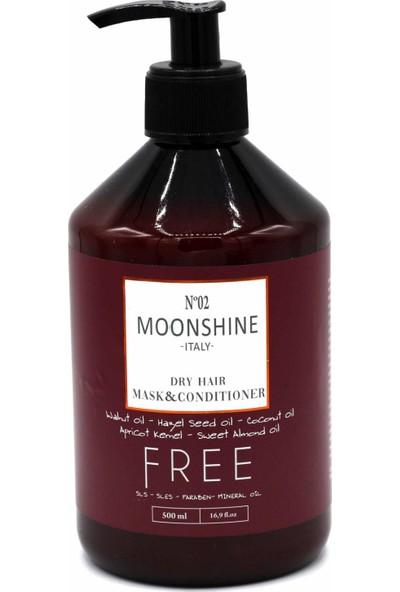 Moonshine Dry Hair Maske&Krem