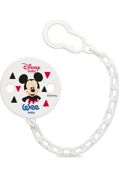Wee Baby Disney Mickey & Minnie - Emzik Askısı - Mickey 2