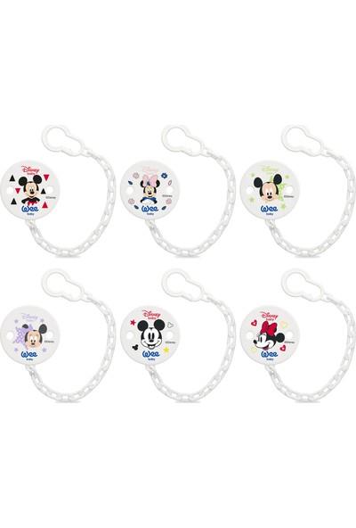 Wee Baby Disney Mickey & Minnie - Emzik Askısı - Mickey 3