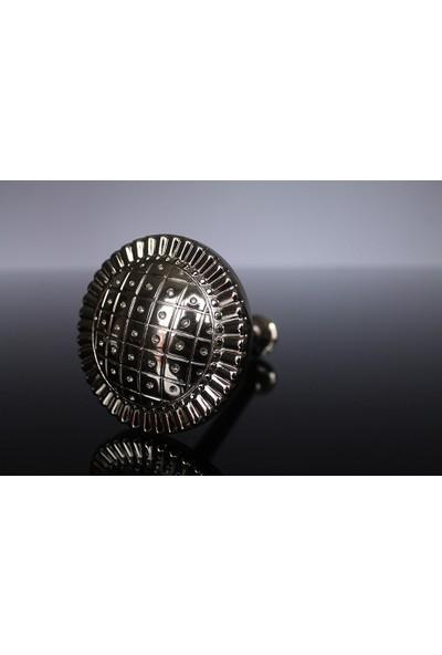 Metal Perde Bağlama Aparatı Diez Krom 2 Adet - Renso