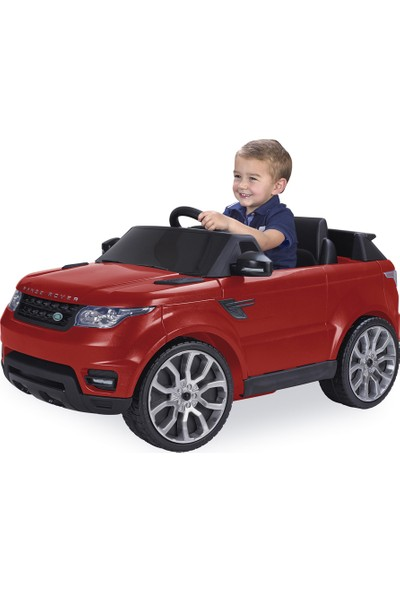 Feber Range Rover Sport 6V Kumandalı Akülü Araba