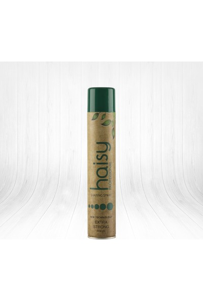 Haisy Shaping Spray Saç Spreyi 400 ml