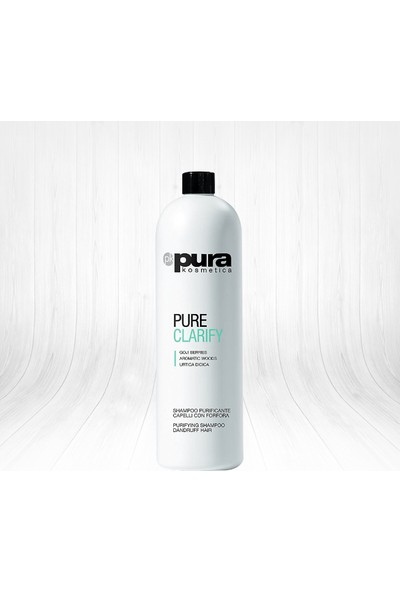 Pura Kosmetica Pure Clarify Arındırıcı Şampuan 1000 ml