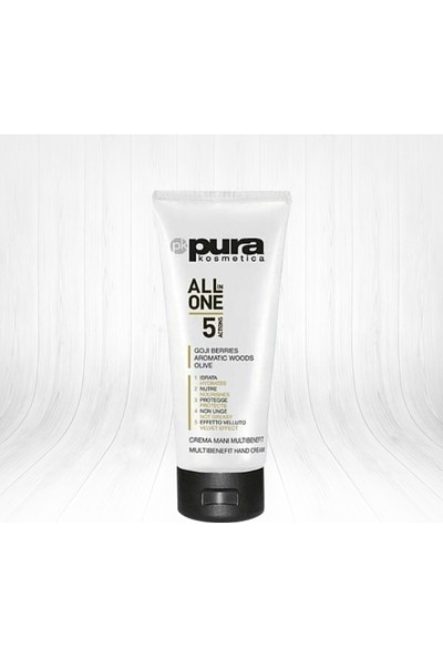 Pura Kosmetica All in One 5 Actions El Kremi 100 ml
