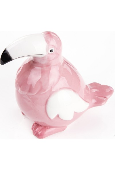 Mukko Home Flamingo Kumbara 16,5 x 19