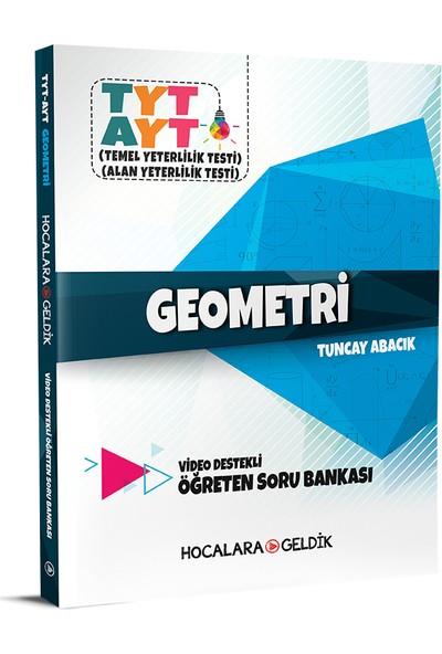 TYT ve AYT Hocalara Geldik Video Destekli Geometri Soru Bankası