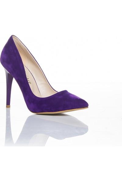 Tarçın Trc01-Stiletto Günlük Kadın Topuklu Ayakkabı