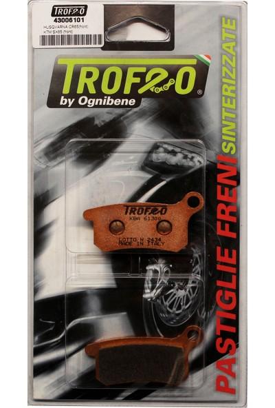 Trofeo Sinterli Fren Balatası 43006101