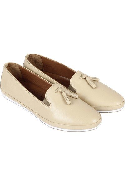Gön Deri Kadın Ayakkabı 45203