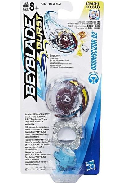 Beyblade Burst Tekli Paket Doomscizor D2
