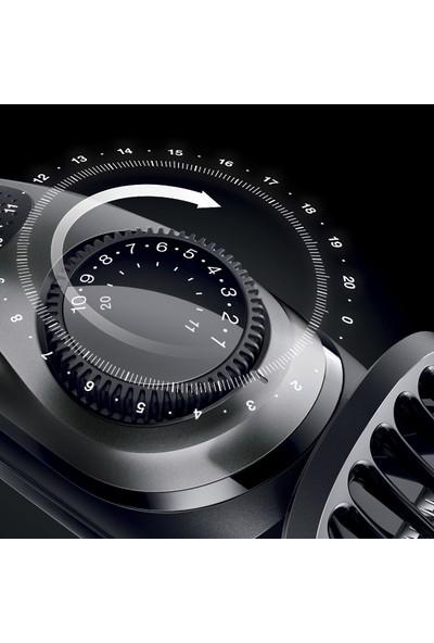 Braun BT 7040 Saç&Sakal Şekillendirici AutoSense Teknoloji Siyah&Gri Kablosuz Islak&Kuru + Gillette Hediye