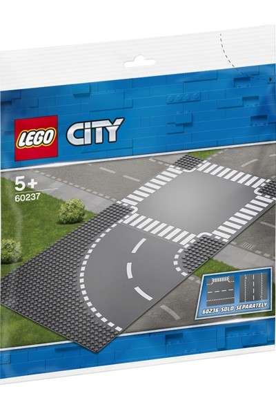 LEGO City 60237 Viraj ve Dört Yol