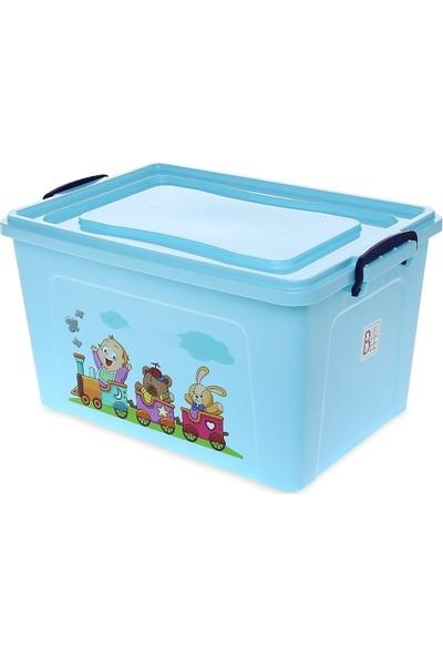 Babybee Oyuncak Saklama Kutusu 42 lt