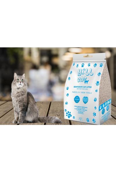Mill Cat Marsilya Sabunu Kokulu Antibakteriyel Bentonit Kedi Kumu 10 lt