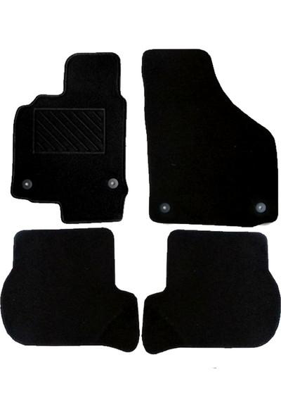 3 Tıkla Ford C-Max 2011-2018 Premium Halı Paspas Seti Siyah