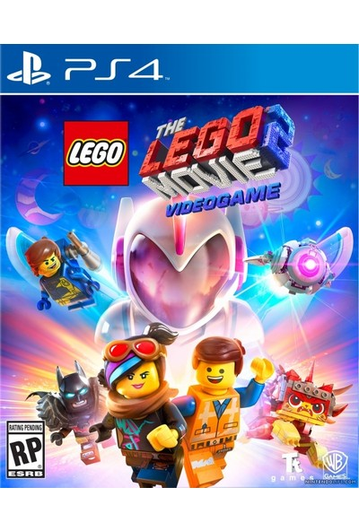 The Lego Movıe Vıdeogame 2 PS4 Oyun