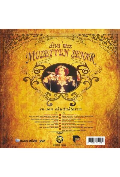 Diva'mız Müzeyyen Senar - En Son Okuduklarım (Plak)