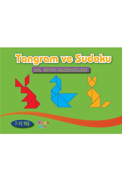 Tangram Ve Sudoku (7-15 Yaş)