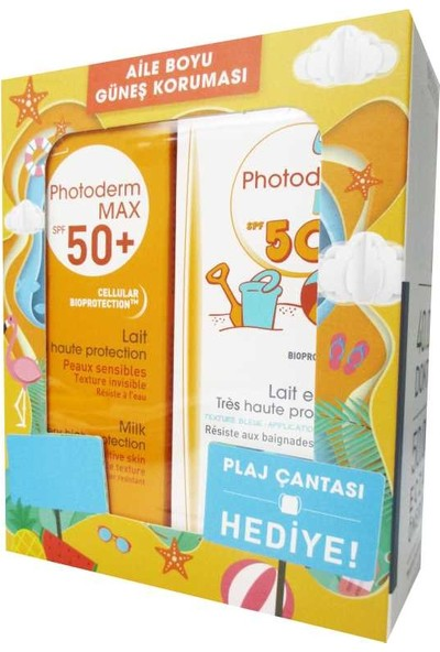 Bioderma Photoderm Aile Boyu Güneş Seti