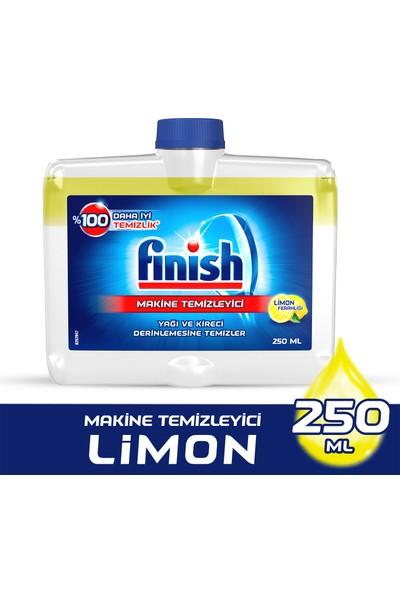 Finish Quantum 60 Tablet Bulaşık Makinesi Deterjanı + Parlatıcı 800 ml Limon + Makine Temizleyici Sıvı 250 ml
