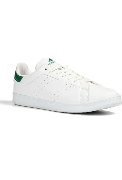 Hammer Jack Beyaz Yeşil Erkek Spor Ayakkabı 102 19266 M