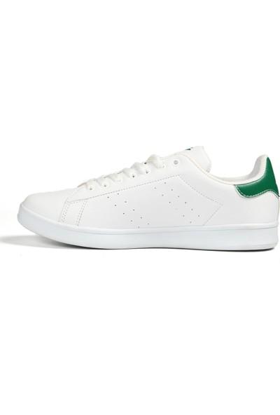 Hammer Jack Beyaz Yeşil Kadın Ayakkabı 102 19266 G
