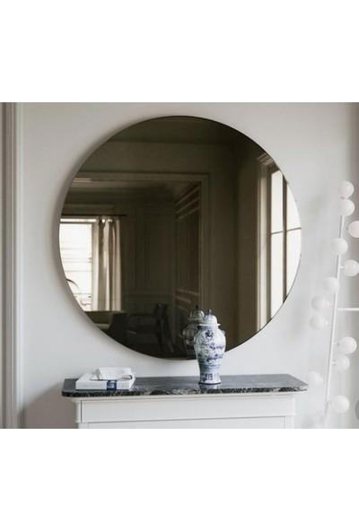 Ayna Fabrikası Sphere Dekoratif Çok Amaçlı Yuvarlak Kesim Modern