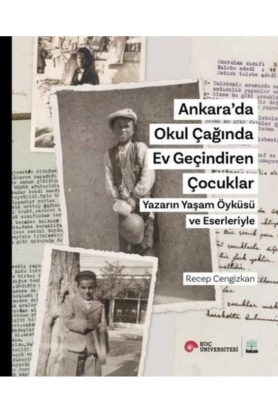 Ankara'da Okul Çağında Ev Geçindiren Çocuklar - Recep Cengizkan