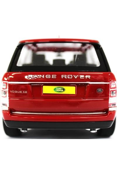 Furkan Oyuncak Range Rover Uzaktan Kumandalı Şarjlı Jeep Kırmızı