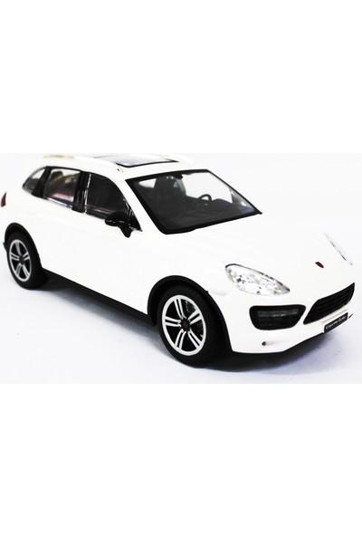 Furkan Oyuncak Porsche Uzaktan Kumandalı Jeep Beyaz