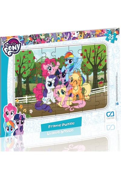 Hasbro Frame Puzzle My Little Pony 35 Parça